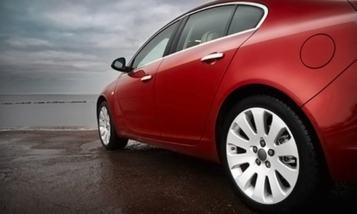 AAA Auto Detail Center - Grayson: $20 Toward Car Detailing and Restoration