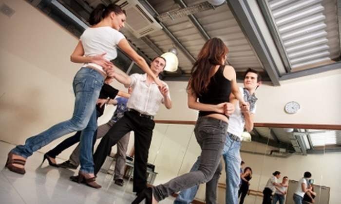 Strictly Ballroom - Central City: $30 for a One Private Dance Lesson ($65 Value) or $60 for Two Private Dance Lessons at Strictly Ballroom ($130 Value)