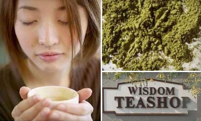 Wisdom Teashop - East London: $7 for $14 Worth of Tea and Accessories at Wisdom Teashop