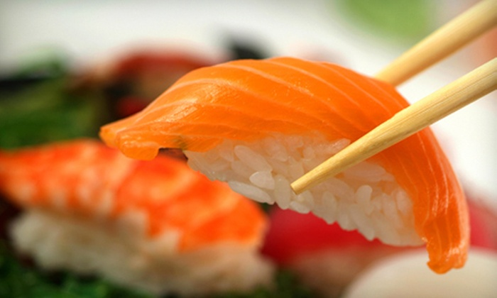 Ebi Sushi and Sake House - Downtown: $14 for $30 Worth of Japanese Cuisine and Drinks at Ebi Sushi and Sake House