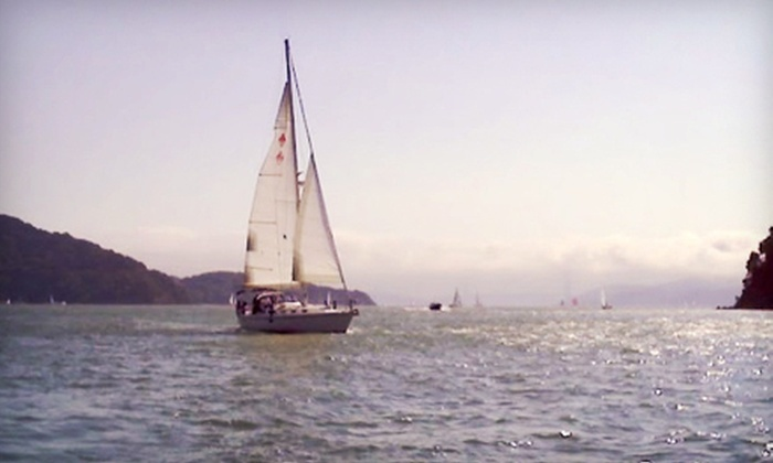 SailNOW - SailNOW: Day Sailing Cruise for Two or Two-Day Sailing Class for Two from SailNOW in Point Richmond (Up to Half Off)