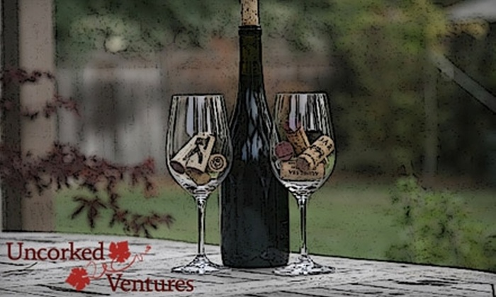 Uncorked Ventures - Bakersfield: $45 for a One-Month Wine Club Membership to Uncorked Ventures