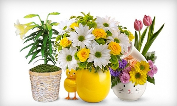 Towers Flowers - North Babylon: $20 for $50 Worth of Fresh Floral Arrangements from Towers Flowers in North Babylon