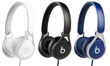 Beats by Dre EP Wired On-Ear Headphones (Refurbished A-Grade)