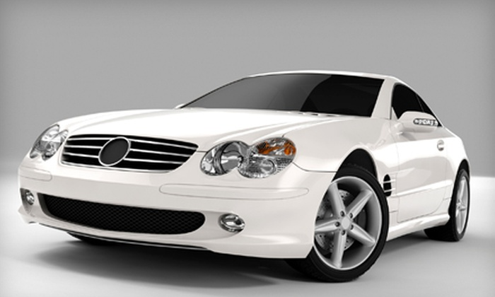 AAA Auto Detail Center - Grayson: $29 for an Exterior Restoration at AAA Auto Detail Center in Lawrenceville (Up to $75 Value)