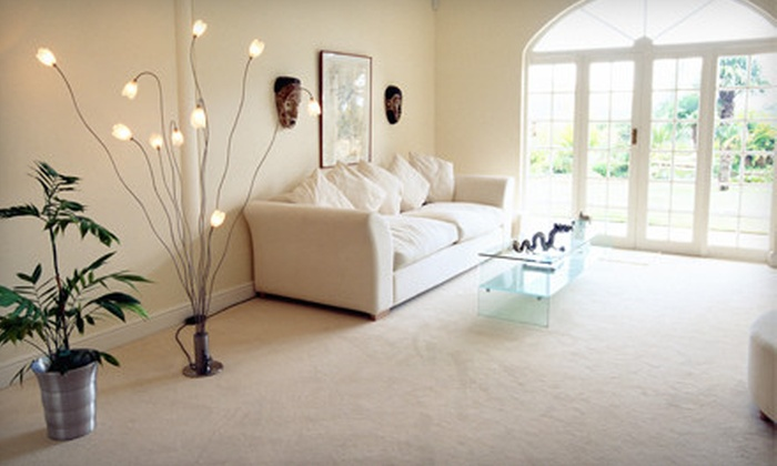 MD Cleaning & Restoration - Ala Moana - Kakaako: $60 for Three Rooms Totaling Up to 400 Square Feet of Carpet Cleaning from MD Cleaning & Restoration (Up to $120 Value)