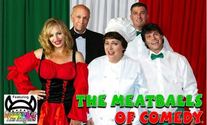 image for The Meatballs Of Comedy featuring <strong>Opera</strong> on Tap Los Angeles on April 27 or June 29 at 8 p.m
