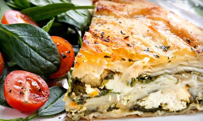 Zaro's Cafe - Huntington Station: $20 for $40 Worth of Greek and Italian Fare at Zaro's Café in Huntington Station