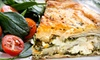 Zaro's Cafe - Huntington Station: $20 for $40 Worth of Greek and Italian Fare at Zaro's Café in Huntington Station