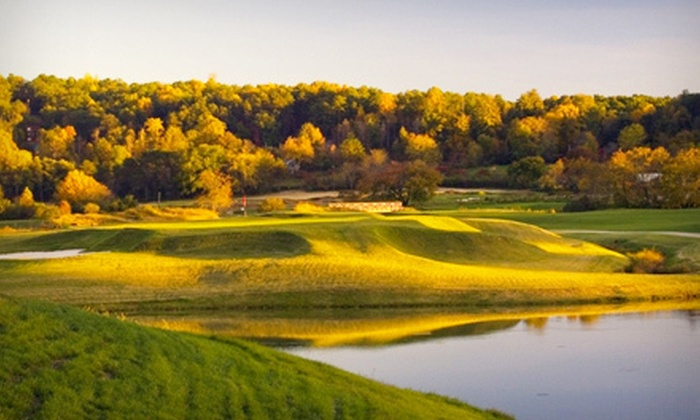 Old Union Golf Course - Blairsville: Golf Round for Two or Four with Cart Rental and Range Balls at Old Union Golf Course in Blairsville (Up to 58% Off)