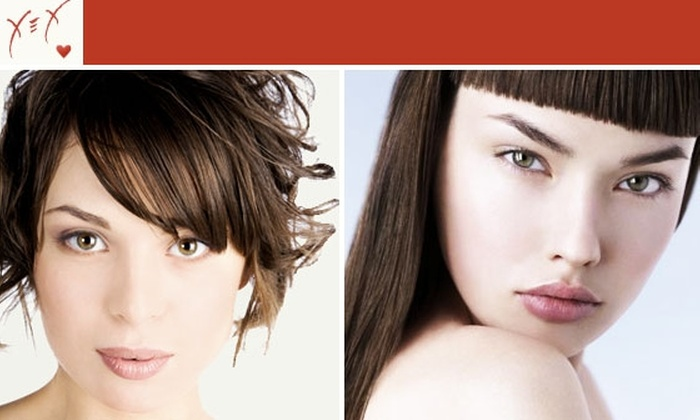XEX Hair Gallery - Loop: $50 for $100 Worth of Services at XEX Hair Gallery