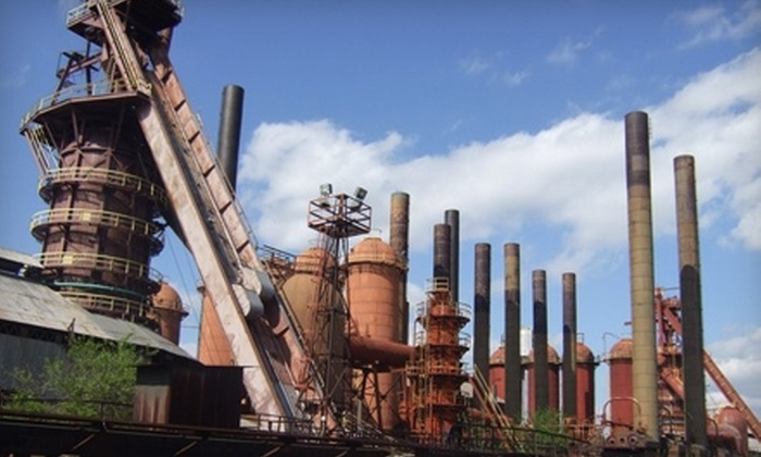 Sloss Furnaces - North Avondale: $15 for Two Tickets to the Preserving the Heritage Silent Auction Benefiting Sloss Furnaces ($30 Value)