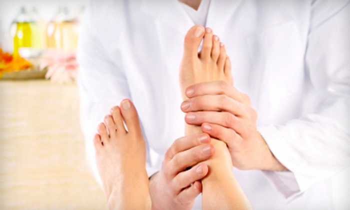 Healthy Balance Reflexology - Southeast: 90-Minute Hand and Foot Reflexology Massage or Reflexology Class at Healthy Balance Reflexology (Up to 68% Off)