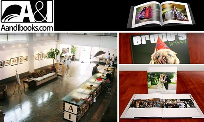 A&I Books  - Dallas: $20 for $50 Worth of Photo Books from A&I Books