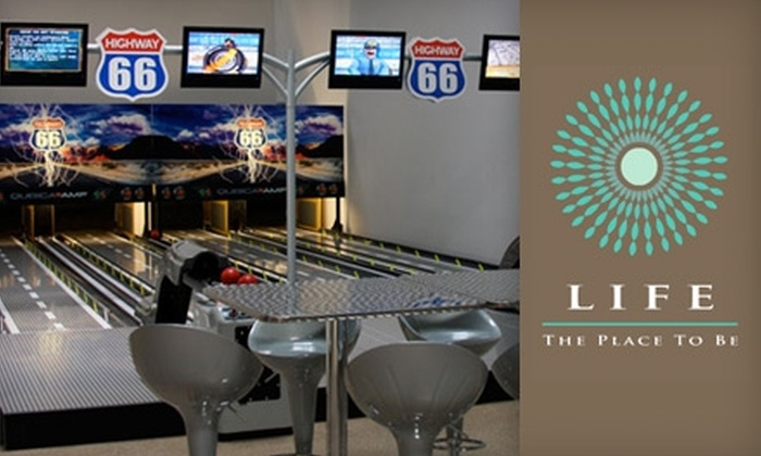 LIFE The Place To Be - Greenburgh: Family Fun at LIFE The Place To Be. Choose Between Two Options.