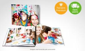 UNIKO: Uniko: Festa de aniversário - Photobook Luxo com 46 páginas