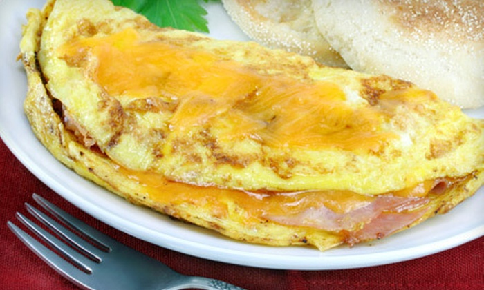Sarkis' Cafe - Evanston: $15 for Breakfast for Two at Sarkis' Café in Evanston (Up to $30 Value)