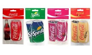 Parfum voiture Coca-cola & Sprite