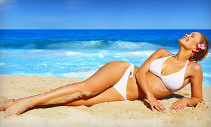 Bellezza Tan and Salon of Brookside - Morningside: $30 for Two Mystic HD Spray Tans at Bellezza Tan and Salon of Brookside ($60 Value)
