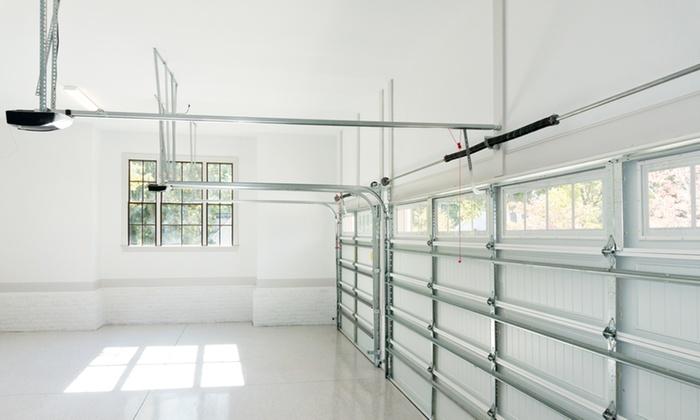 garage wood san door steel modern glass repair and soundproof doors diego