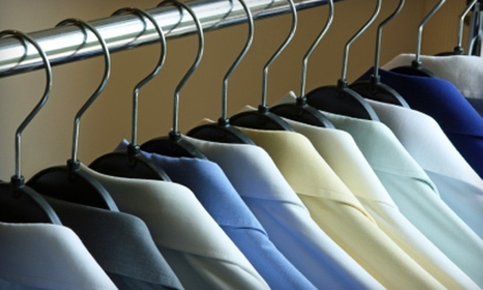 Colvin Cleaners - Kenmore: $10 for $20 Worth of Dry-Cleaning Services at Colvin Cleaners