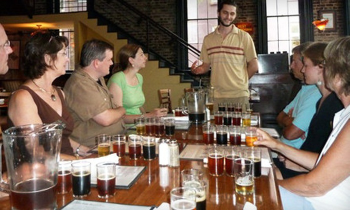 Charleston Brews Cruise - Multiple Locations: $45 for Tour of Local Microbreweries for Two from Charleston Brews Cruise ($90 Value)
