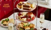 Café Rouge: Afternoon Tea for Two