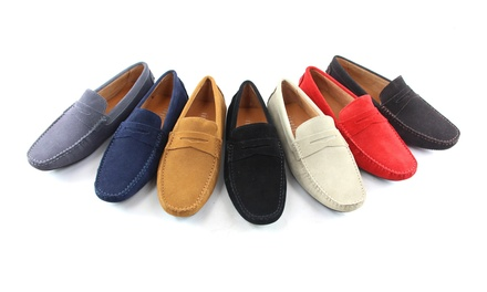 Mens Leather Loafers With Free Delivery