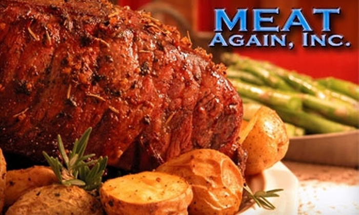 Meat Again - Billerica: $10 for $20 Worth of Premium Meats and Savory Sandwiches at Meat Again