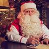 Videobotschaft vom Weihnachtsmann
