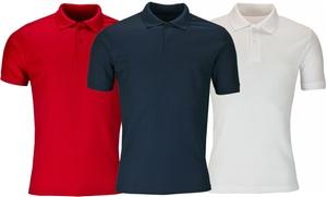 Ensemble de deux t-shirts polo