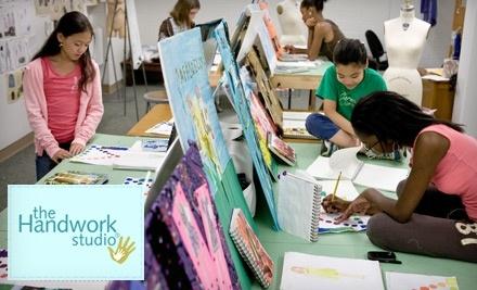 The Handwork Studio - The Handwork Studio in Narberth