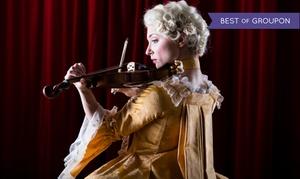 Berliner Residenz Konzerte: Vivaldi Nacht im Januar und Februar 2017 im Schloss Charlottenburg – Große Orangerie in Berlin (42% sparen)