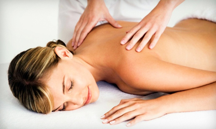 The Massage Suite - Lewisville-Flower Mound: $40 for a 90-Minute Swedish Massage and Choice of Facial, Hand and Foot Scrub or Face Massage at The Massage Suite in Flower Mound ($83 Value)