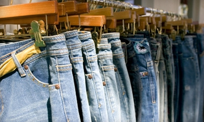 Beau Monde Exchange - Sunrise Commerical Park: $15 for $30 Worth of Clothing, Accessories, and More at Beau Monde Exchange in Coeur d'Alene