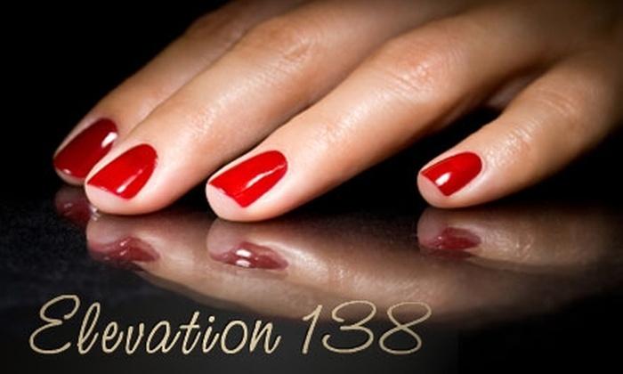Elevation 138 Salon - Fort Wayne: $30 Manicure and Pedicure at Elevation 138 Salon
