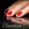 Up to 54% Off Mani-Pedi at Elevation 138