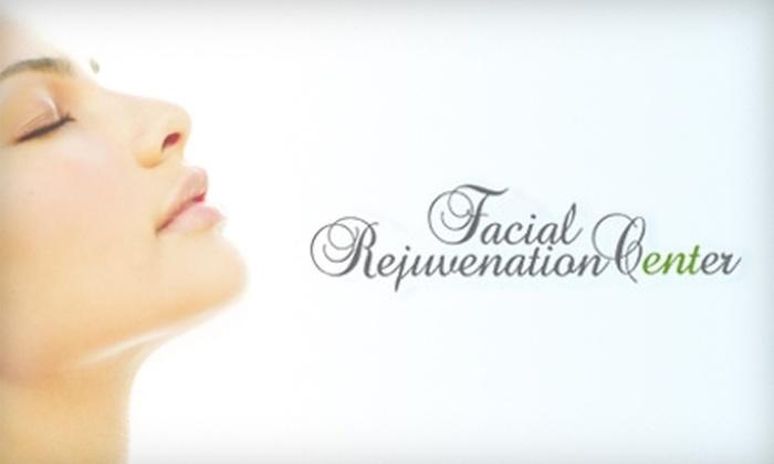 Facial Rejuvenation Center - Shimek: $40 for Microdermabrasion at the Facial Rejuvenation Center ($85 Value)