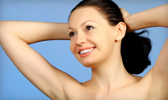 Palmetto Women's Health - Mount Pleasant: $149 for Three Laser Hair-Removal Treatments at Palmetto Women's Health in Mount Pleasant ($900 Value)