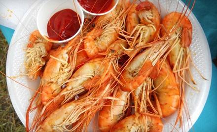 Sans Soucy Vineyards: Shrimp and Wine Festival on Sat., Sept. 10 at 12PM - Sans Soucy Vineyards in Brookneal