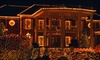 Edwards' Lawn Maintenance: Holiday-Light Installation Packages from Edwards' Lawn Maintenance (Up to 75% Off). Three Options Available.