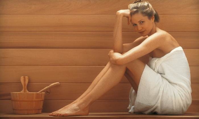 Salt Cave - Park Shore: $30 for a 60-Minute Far-Infrared-Sauna Session with Himalayan Crystal Salt at Salt Cave ($60 Value)
