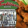 Half Off Food and Drinks at Traditions
