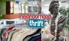 Neighborhood Thrift - Tower District: $10 for $30 Worth of Goods at Neighborhood Thrift