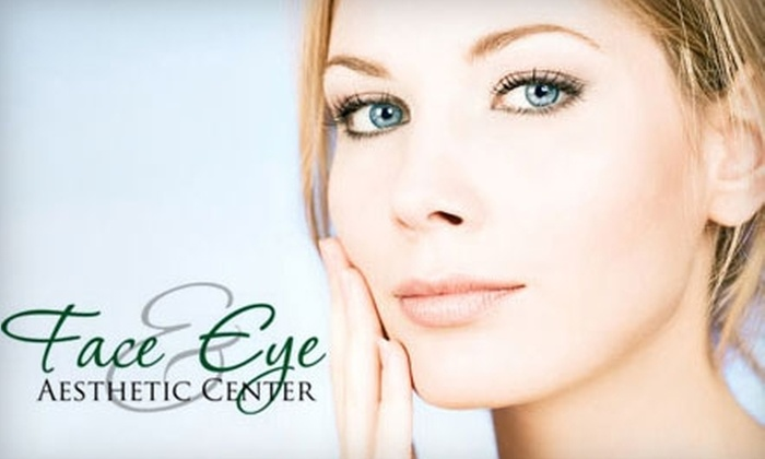 Face & Eye Aesthetic Center - Blue Ash: $39 for Two Exfoliating Facial-Peel Treatments at Face & Eye Aesthetic Center ($200 Value)