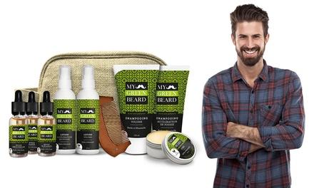 My Green Beard : trousses de soins pour la barbe