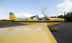 AEROCERFONTAINE: Na 40 minuten briefing mag je een uur vliegen bij Aérocefontaine