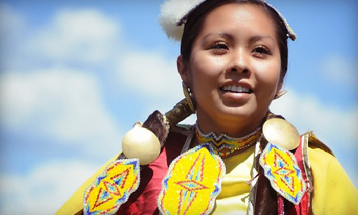 Heber Valley Pow-Wow at Soldier Hollow - Midway: Powwow Visit with Fun Pass at Heber Valley Pow-Wow at Soldier Hollow (Up to 71% Off). Three Options Available.