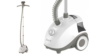 SALAV GS24-BJ Garment Steamer with Stainless Steel Nozzle