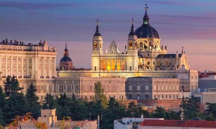 Chateau Madrid Groupon